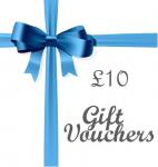 10 pound Gift Voucher